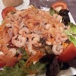 Salade repas à façon