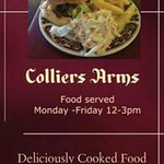 Food served daily 12-3