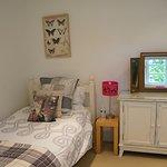 Pheasant Cottage Twin Bedroom