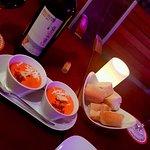 Tomato soup (cold)