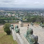 view from Rhodes Memorial