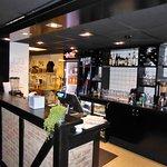 Bar og betalingsdisk