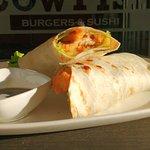 Foto de Cowfish Burgers & Sushi