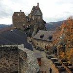 Burganlage von Sichtsteg aus