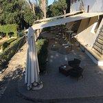 hotel bar terrace