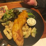 Wow fish and chips!