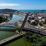 Estamos localizados muito perto da nova estação de metrô da Linha 4 - Barra da Tijuca