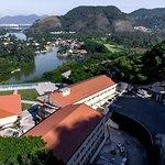 Vista privilegiada das Lagoas da Tijuca