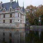 Château et ses reflets