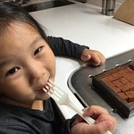 Nama Chocolate is so yum...