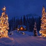 Winter Wonderland at Emerald Lake Lodge