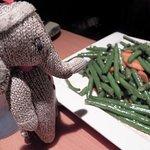 Karen loves their green beans!