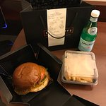 The offending boxes of food Marriott call Room Service