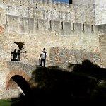 Photo de arco do castelo