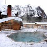 Deer Lodge Outdoor Hot Tub