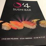 Photo de O'4 Sushi Bar