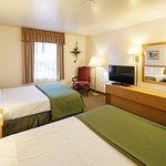 Bedroom two-room suite