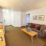 Living room two-room suite