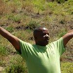 Maxwell the best guide in Kenya