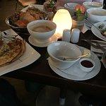 Vorstadt-Cafe Foto