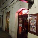 Fantastic cellar bar.
