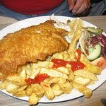 now thats what I call fish and chips