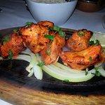 My Chicken Tikka Angara.