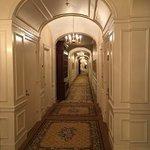 Elegant hallways