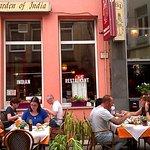 Garden of India is the  Oldest restaurent in Antwerpen