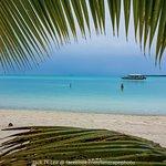 Aitutaki Lagoon Foto