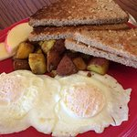 Eggs and Homefries