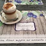 Foto de Blueberry cafe