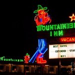 Foto de The Mountaineer Inn