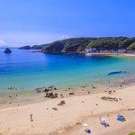 Sotoura Beach-bild