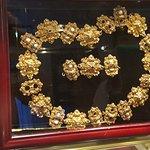 Gold neckless found on Atocha