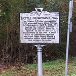 Interesting historical tidbit of one of the last civil war skirmishes