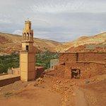 Okolí Ourzazate - cesta mezi vesnicemi Anmerit a Tamdaght