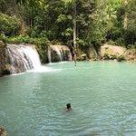 Photo de Cambugahay Falls
