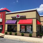 Taco Bell on way from Washington to Hershey