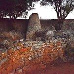The wall enclosure...