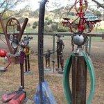 Glashoff Sculpture Ranch