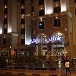 Avani - gebucht hatten wir Mövenpick