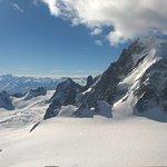 Vallee Blanche Foto