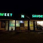 Our visit to Sweet and Savory