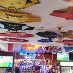 British themed pub