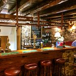 Bar of the Pheasant Inn