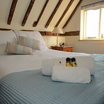 Beamed Double Room