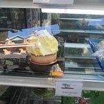 delicious looking bakery treats