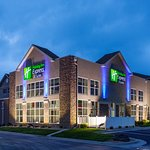 Holiday Inn Express Rapid City.