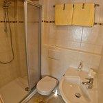 Bad im Gästezimmer mit DU/WC